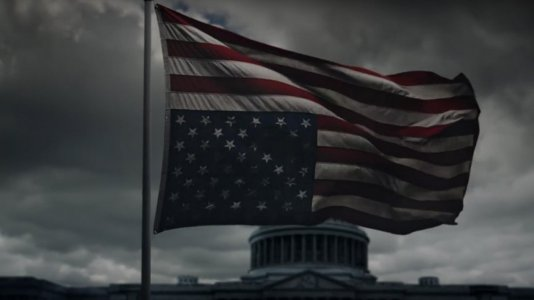 "Teaser trailer da quinta temporada de ""House of Cards"""