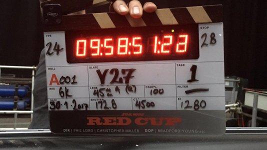 Começou a rodagem do filme sobre as origens de Han Solo
