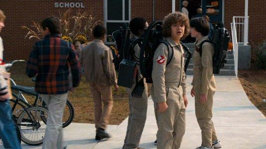 """Apresentada a primeira imagem da segunda temporada de """"Stranger Things"""""""