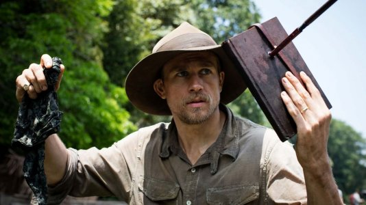 """The Lost City of Z"": trailer mostra Charlie Hunnam perdido na Amazónia"