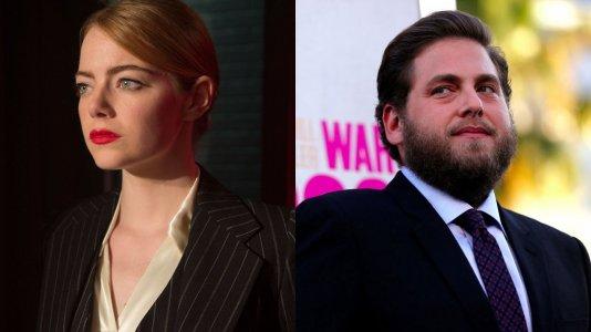 """Maniac"": Emma Stone e Jonah Hill numa minissérie da Netflix"