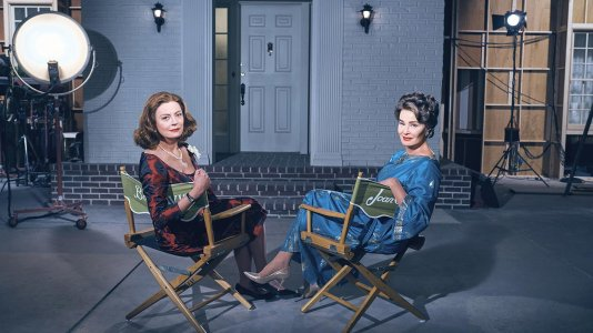 "Bette Davis e Joan Crawford às turras no trailer de ""Feud"""