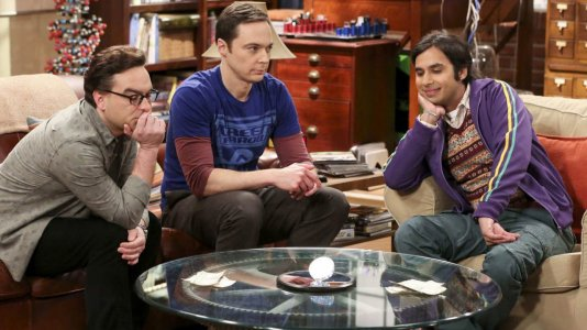 """The Big Bang Theory"" - mais duas temporadas a caminho"