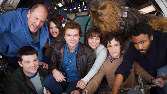 """Filme de """"Star Wars"""" sobre Han Solo fica sem realizadores a meio das filmagens"""