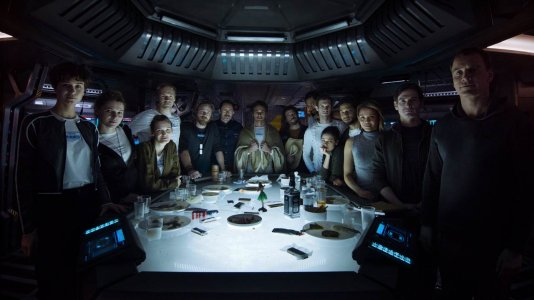 """Alien: Covenant"" o prólogo antes do horror"