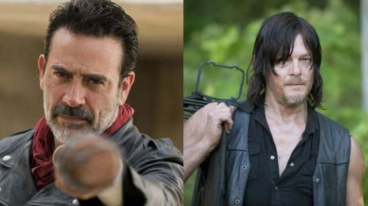 """The Walking Dead"": Daryl e Negan visitam Lisboa"