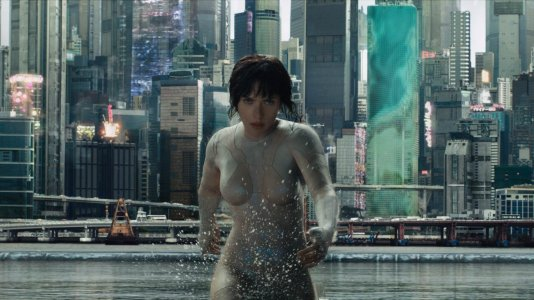 "Participe nos passatempos do filme ""Ghost in the Shell: Agente do Futuro"""