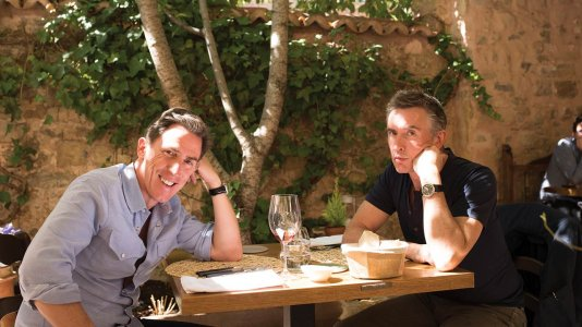 "Trailer de ""The Trip to Spain"" com Steve Coogan e Rob Brydon"