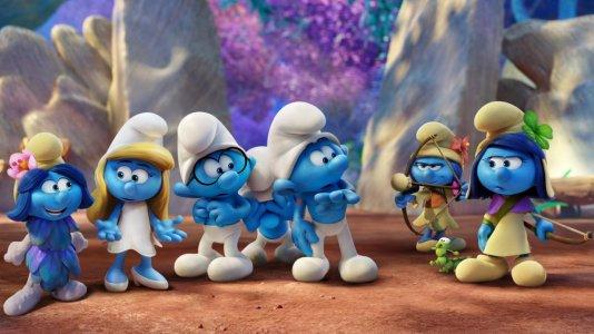 """Conheça as personagens e vozes portuguesas do filme de animação """"Smurfs: A Aldeia Perdida"""""""