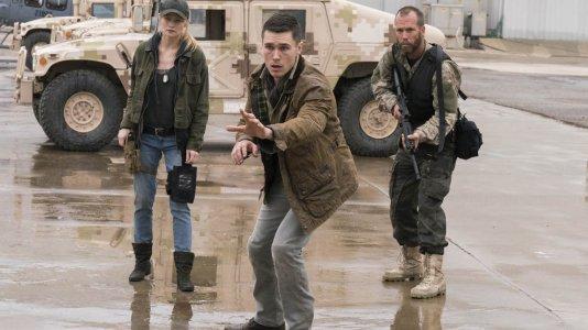 "Carruagem com zombies viaja de Coina a Lisboa para assinalar a nova temporada de ""Fear the Walking Dead"""