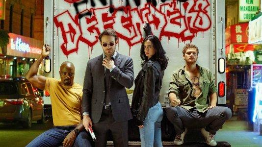 """Diga olá aos """"Defenders"""": Netflix apresenta primeiro teaser da série"""