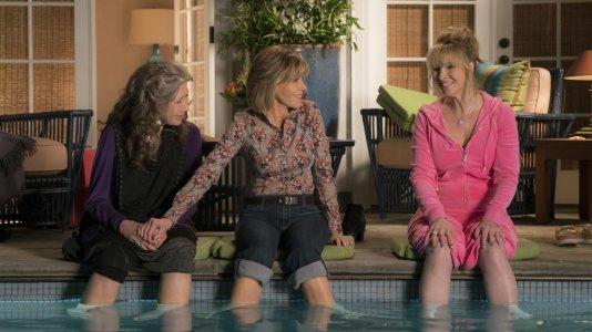 """Netflix renova """"Grace e Frankie"""" para a quarta temporada"""