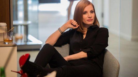 Jessica Chastain não admite ganhar menos do que os seus colegas masculinos