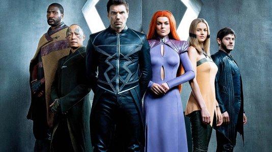 """""""Inhumans"""": estreia mundial da nova série Marvel nas salas IMAX portuguesas"""