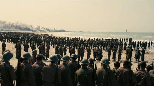 """Novo trailer de """"Dunkirk"""" - o próximo filme de Christopher Nolan"""