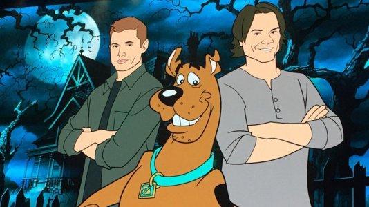 """Personagens de """"Sobrenatural"""" vão aparecer ao lado de Scooby Doo"""