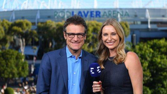 Eurosport prepara transmissão do torneio de ténis de Roland Garros