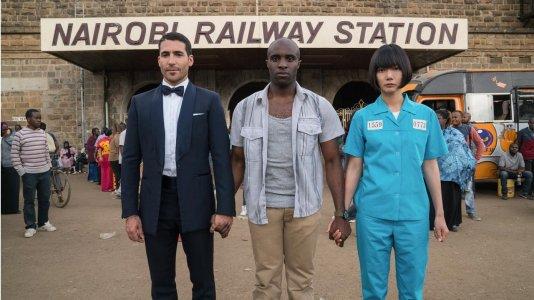 """Netflix cancela """"Sense8"""" após duas temporadas"""