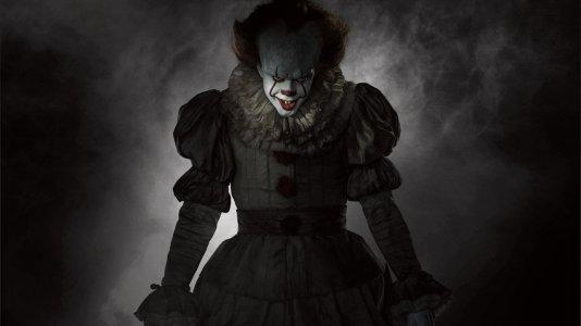 """Bill Skarsgård fez crianças chorar na rodagem da nova versão do filme de terror """"It"""""""