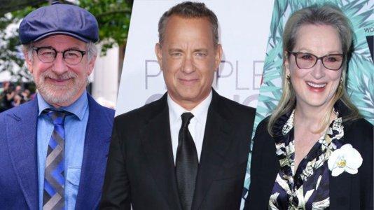 """Steven Spielberg começa a rodar o seu próximo filme: """"The Papers"""""""