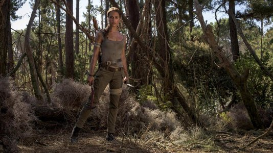 "Olá Lara Croft! Primeiro trailer do novo ""Tomb Raider"" com Alicia Vikander"