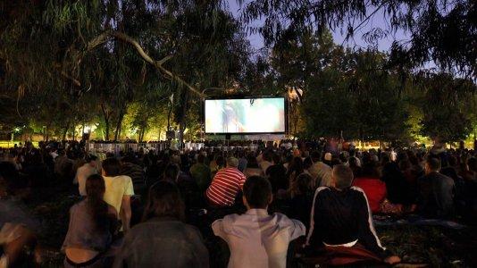 Cinema de borla e ao ar livre a partir desta quinta-feira na Quinta das Conchas