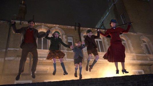 """Novidades sobre o regresso de """"Mary Poppins"""""""