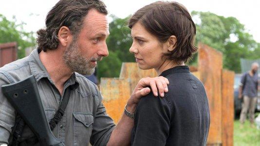 """Série """"The Walking Dead"""" regressa a 23 de outubro"""