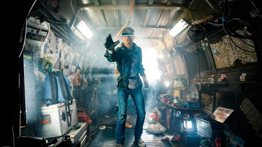 "Steven Spielberg apresenta o primeiro trailer de ""Ready Player One"""