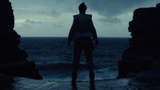 "Novo trailer de ""Star Wars: Os Últimos Jedi"""