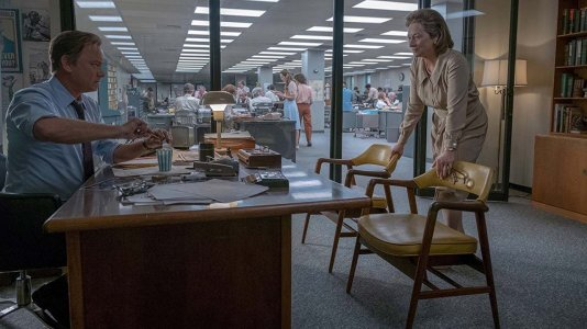 """The Post"": primeiro trailer do próximo filme de Spielberg"