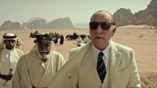 Kevin Spacey apagado do próximo filme de Ridley Scott