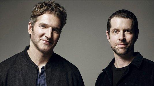 """Criadores da série """"A Guerra dos Tronos"""" desenvolvem novos filmes """"Star Wars"""""""