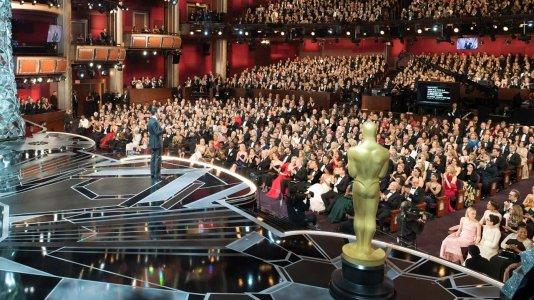 """Oscars 2018: """"A Forma da Água"""" ganha a noite com a estatueta de melhor filme"""