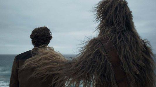 """Galeria de posters """"Solo: Uma História de Star Wars"""""""