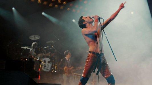 "Primeiro trailer de ""Bohemian Rhapsody"""