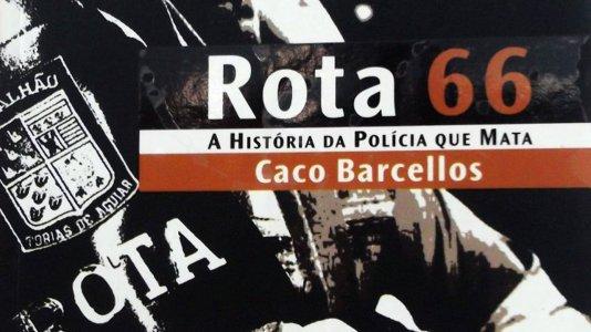 "Best-seller brasileiro ""Rota 66"" adaptado ao cinema"