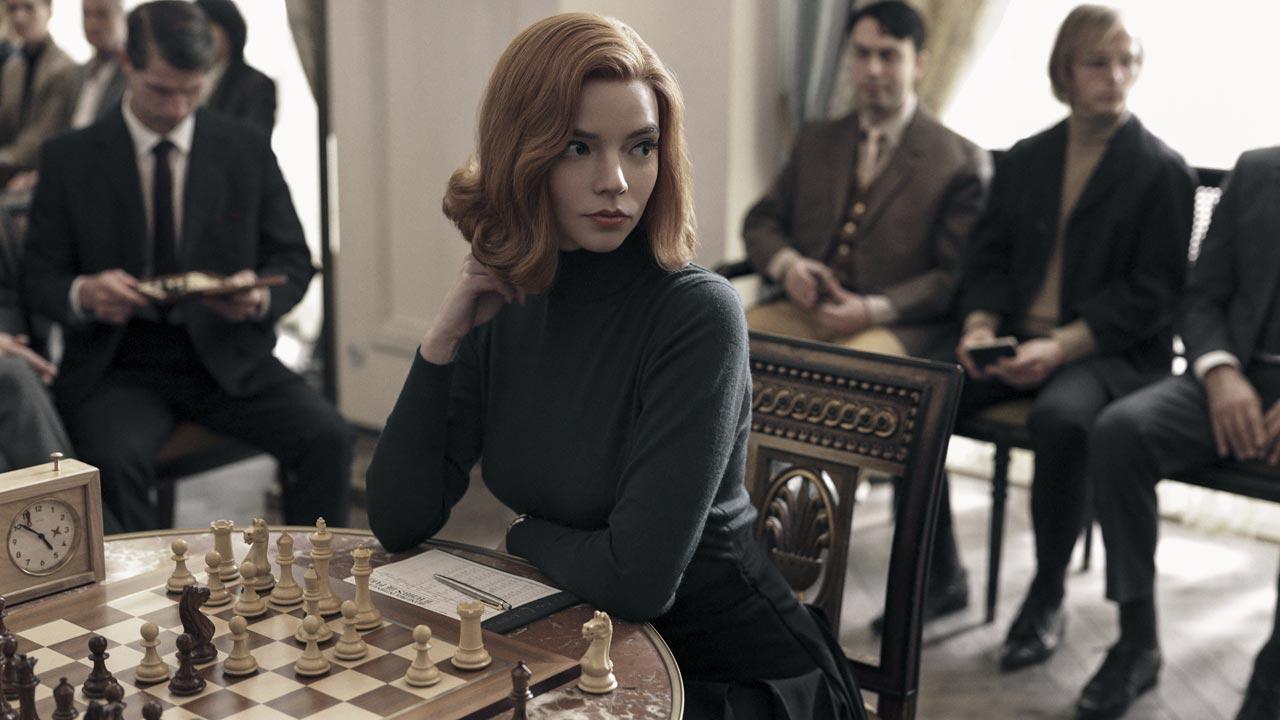 Gambito de Dama / The Queen's Gambit (2020)