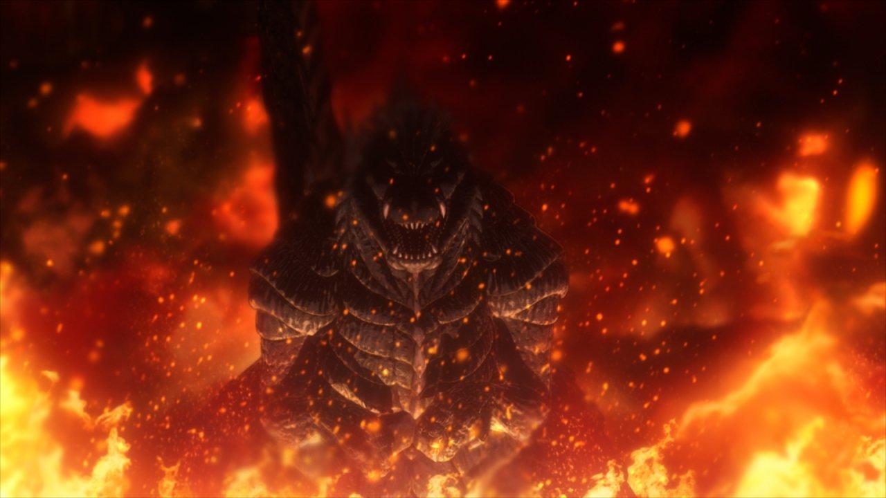 Godzilla: Singularidades / Godzilla Singular Point (2021)