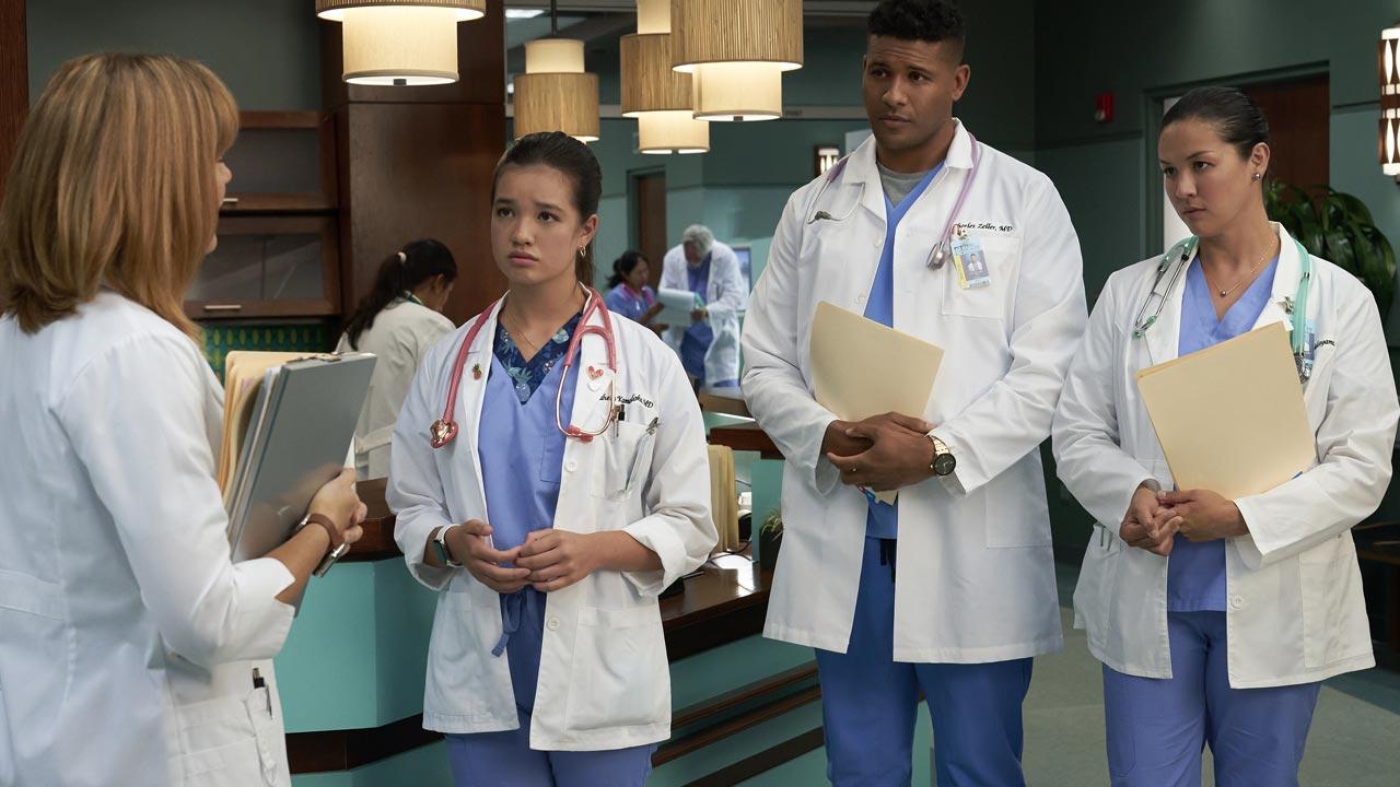 Doogie Kamealoha: A Menina Doutora / Doogie Kamealoha, M.D. (2021)