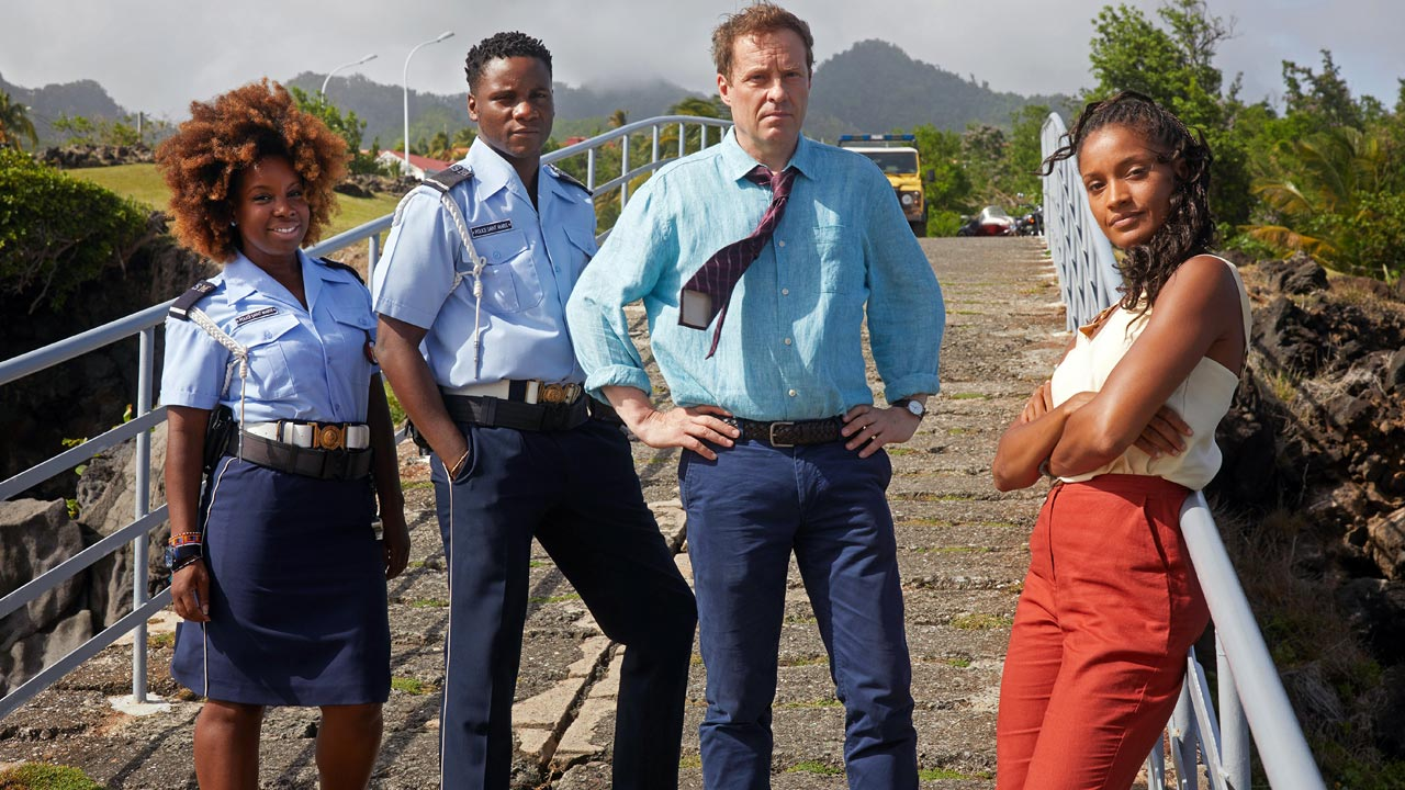 Death in Paradise (2011)