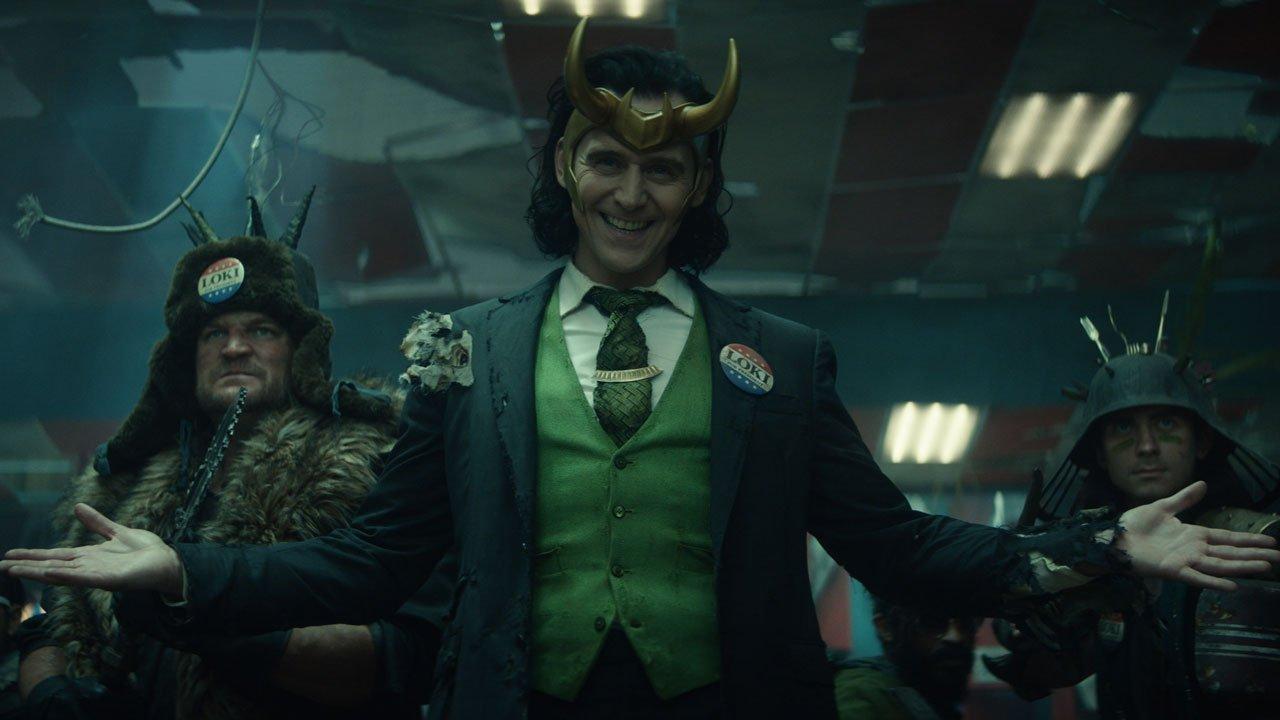 "Novo trailer da minissérie ""Loki"""