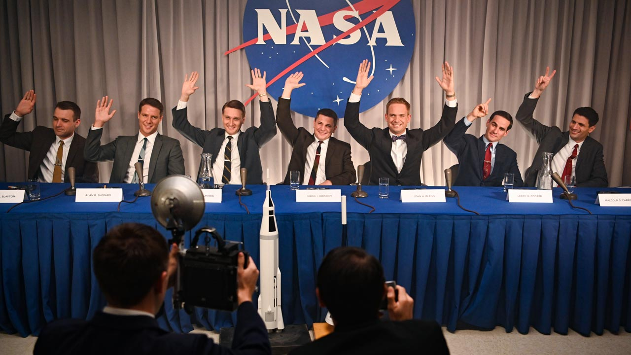 Os Eleitos / The Right Stuff (2020)