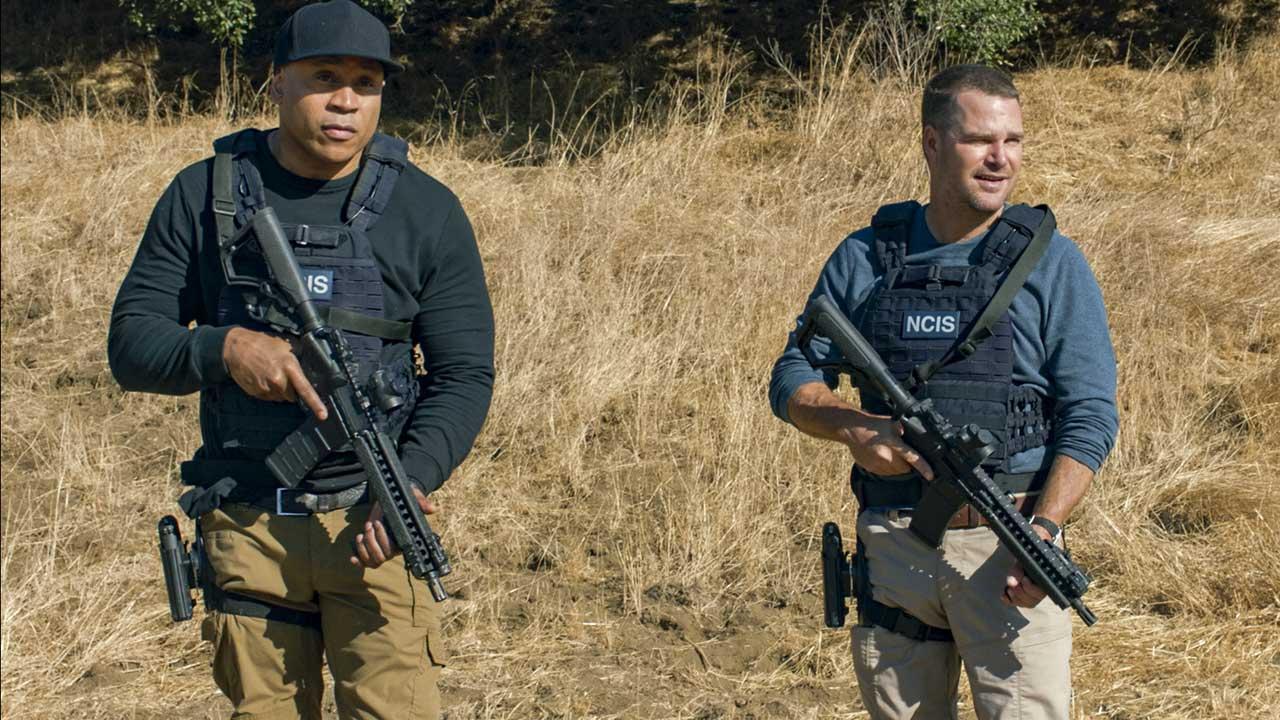 Investigação Criminal: Los Angeles / NCIS: Los Angeles (2009)