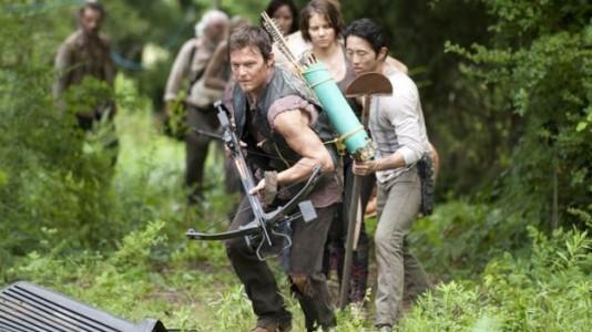 """""""The Walking Dead"""" ganha quarta temporada mas perde produtor"""