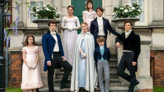 """Netflix garante temporadas 3 e 4 de """"Bridgerton"""""""