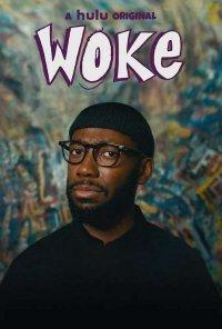 Poster da série Woke (2020)