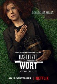 Poster da série A Última Palavra / Das Letzte Wort (2020)