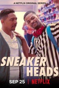Poster da série Sneakerheads (2020)