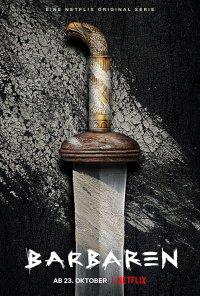 Poster da série Bárbaros / Barbaren (2020)